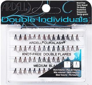 Ardell Double Individuals Medium, het origineel (Knot Free) zwart, per stuk verpakt (1 x 56 stuks)