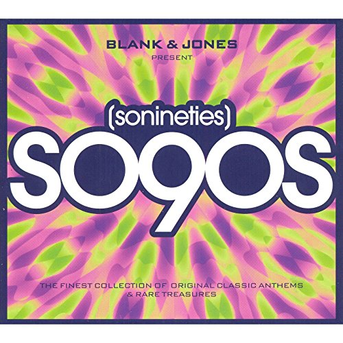 Blank & Jones present: So90s (So Nineties) (Deluxe Box)
