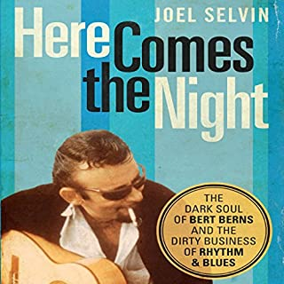 Here Comes the Night audiobook cover art