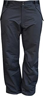 Pulse Mens Big and Tall Snow Skiing Insulated Technical Pants
