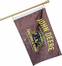 John Deere Banner 3x5 Ft Flag Tractor Mower  Advertising Man Cave Garage Wall