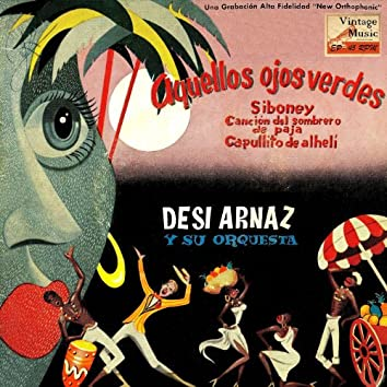Vintage Cuba No. 124 - EP: Green Eyes