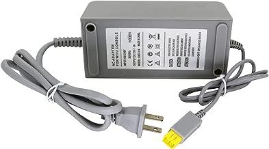 Aiposen Power Supply Cord Universal 100-240V AC Adapter for Nintendo Wii U Console US Plug