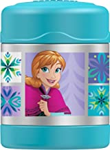 Thermos FUNtainer Vacuum Insulated Food Jar, 290ml, Blue Disney Frozen, F300sevenFZ6AUS
