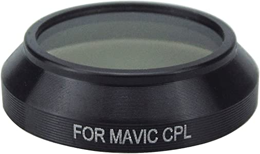 Rantow Quadcopter Lightweight CPL Polarized Filter Camera Lens Filters...