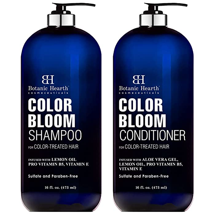 The Best Hair Food Color Protect Shampoo And Conditioner