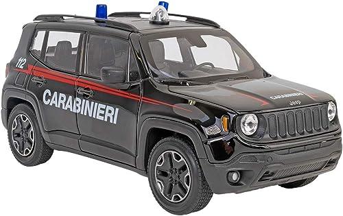 Jeep gip carabinieri modellino auto