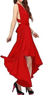 Best red v neck goddess gown Reviews