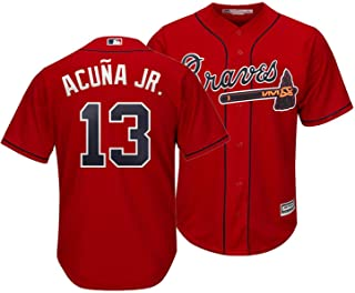 Best red braves jersey Reviews