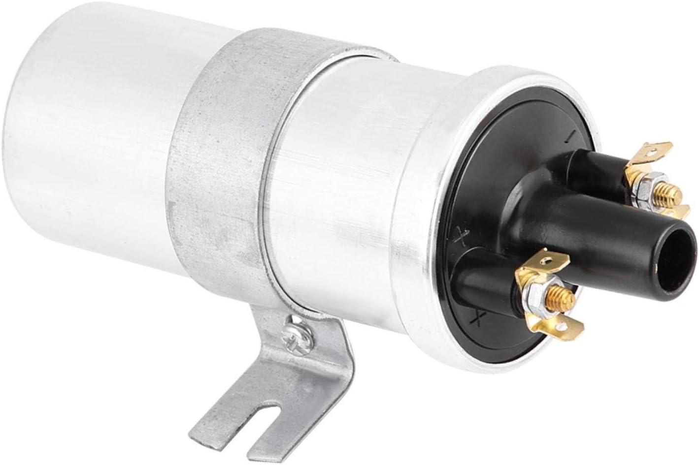 Bobina de encendido para motor de automóvil, bobina de encendido sin balasto de 3 ohmios para aplicaciones Lucas de 12 voltios DLB101