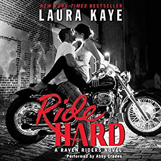 Ride Hard audiobook cover art