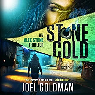 Stone Cold: An Alex Stone Thriller  cover art