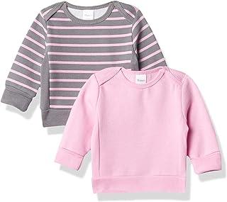 پیراهن زنانه Hanes Ultimate Baby Girl Crew