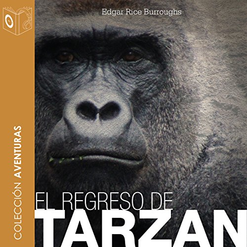 Couverture de El regreso de Tarzán [The Return of Tarzan]