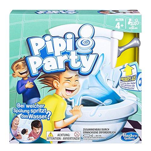 Hasbro Spiele C0447100 – Pipi Party, Vorschulspiel - 7