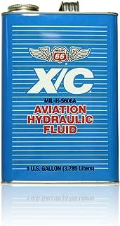Phillips 66 X/C 5606A Aviation Hydaulic Fluid - 1 gal bottle