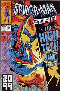SPIDER-MAN 2099, VOL 1 #2 (COMIC BOOK)