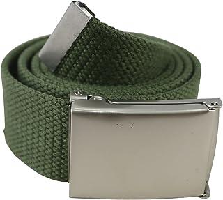 Kombat UK Unisex Kids Army Style Clasp Belt