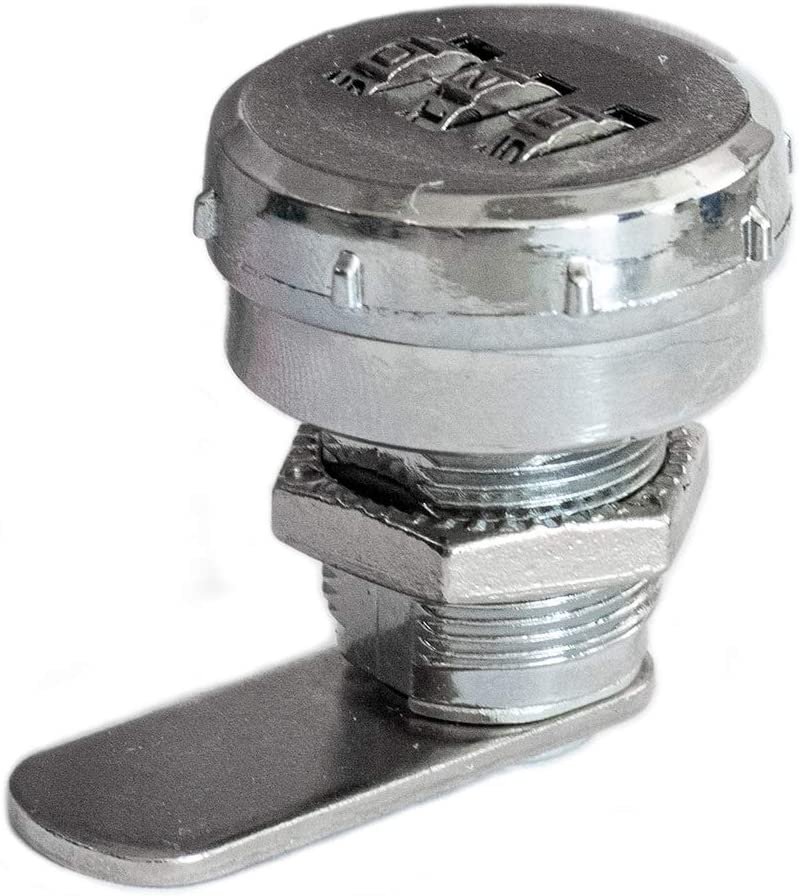 Chrome Combination Cam Lock - for Classic Mailbox Our shop most popular Enclosure Cabinet