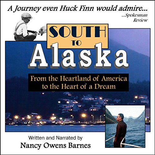 South to Alaska audiobook cover art