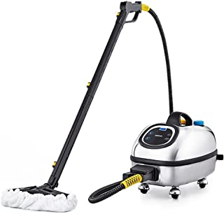 Dupray Hill Injection Commercial Steam Cleaner – Refillable Heavy Duty