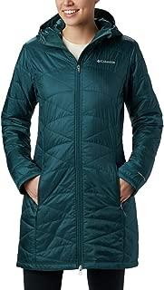 Women's Standard Mighty Lite Hooded Jacket, Dark Seas, Small