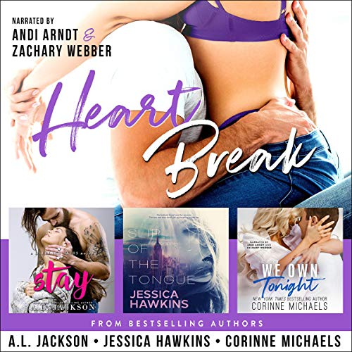 Heart Break audiobook cover art