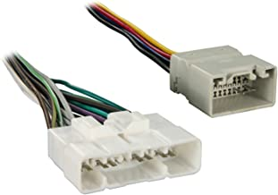 Metra 70-8117 Factory Amplifier Harness for 2004-Up Toyota Vehicles with JBL Sound System