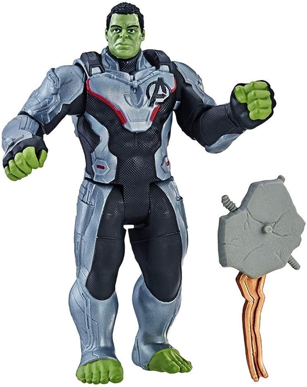 WANGFANG Avengers Infinity War Hulk Mobile cifra Personaggi Collezione di Giocattoli per Bambini