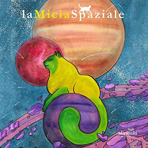 La Micia Spaziale copertina