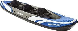 Sevylor Big Basin 3-Person Kayak (Renewed)