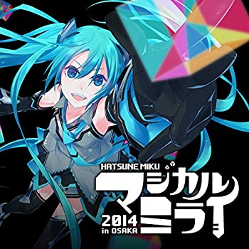 Hello Worker -Hatsune Miku Magical Mirai 2014 Live-  feat Megurine Luka