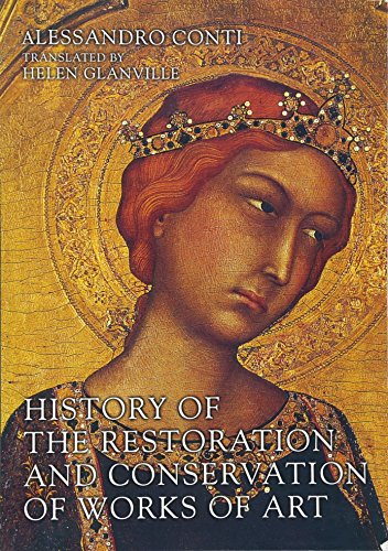 Compare Textbook Prices for History of the Restoration and Conservation of Works of Art 1 Edition ISBN 9780750669535 by Conti, Alessandro,Glanville, Helen