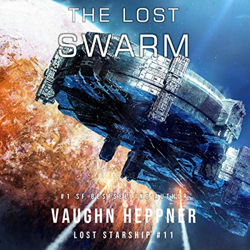 The Lost Swarm cover art