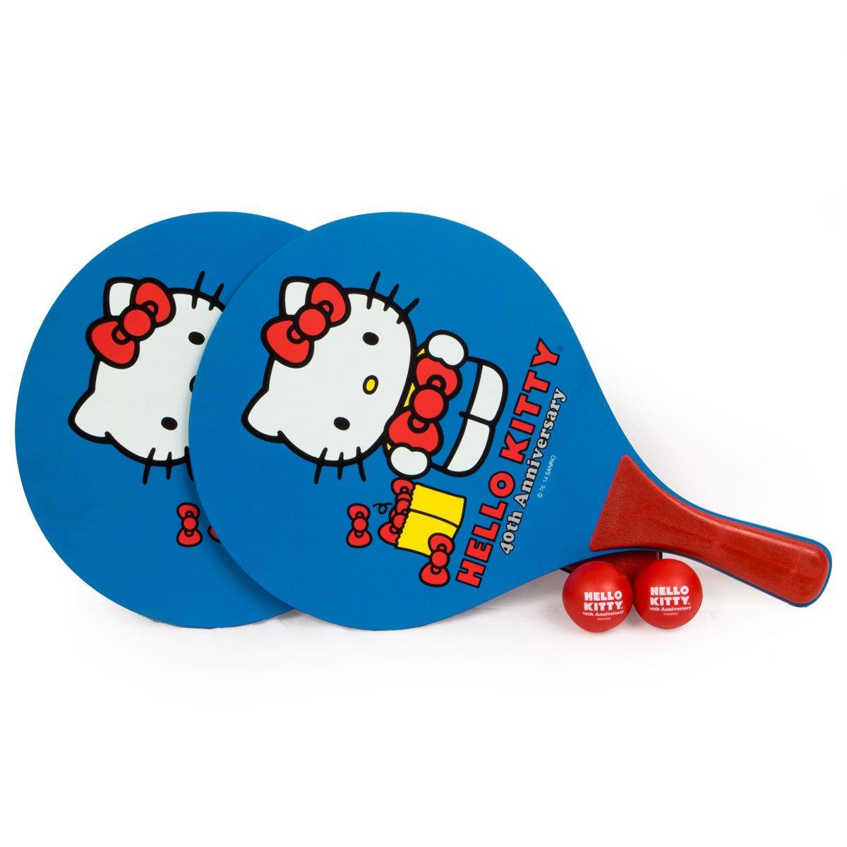 Hello Kitty Sports - Juego de Pelotas de pádel para Playa (40 ...