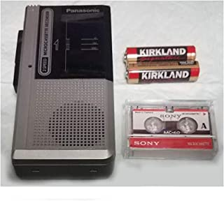 Time on Answer machines varies from 45 minutes per side to 90 minutes per side depending on the speed the machine record TDK MC-90 Telephone Microcassette Tape for Dictation and answering machines 90 minutes per side when recording at dictation slow speed