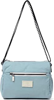 Mindesa Crossbody Bags for Women - Light Blue (8566)