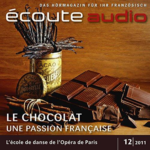 Écoute audio - Schokolade à la française. 12/2011 Titelbild