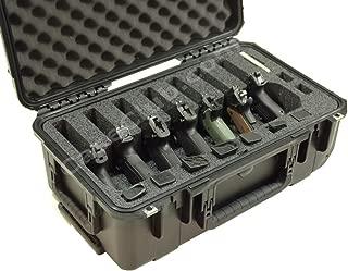 Case Club Waterproof 7 Pistol Case with Silica Gel to Help Prevent Gun Rust