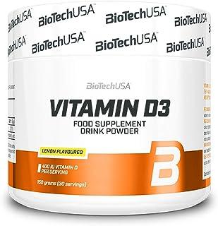 Biotech Vitamina D 100 g