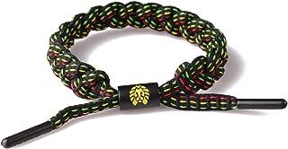 Rastaclat Rasta RC001RST Jamaican Red Green Yellow Shoelace Braided Bracelet