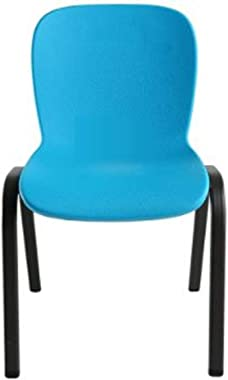 LIFETIME 80892 Kids Stacking Chair (One Count), Blue