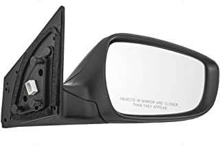 Passengers Power Side View Mirror Heated with Blind Spot Glass Replacement for Hyundai Korea 87620-3X680