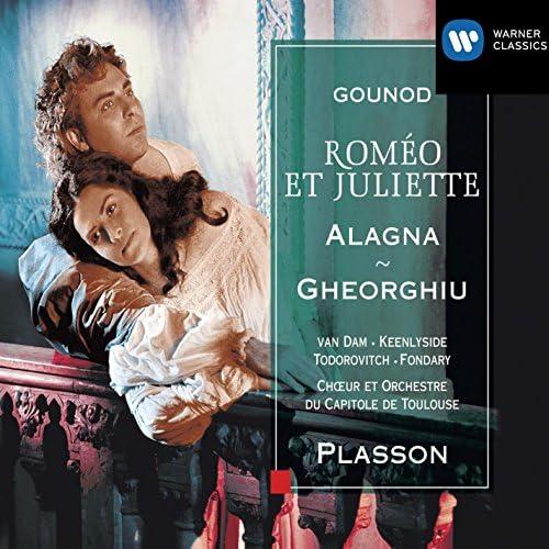 Roberto Alagna, Angela Gheorghiu, Choeurs & Orchestre du Capitole de Toulouse & Michel Plasson