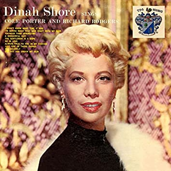 Dinah Shore sings Cole Porter and Richard Rodgers