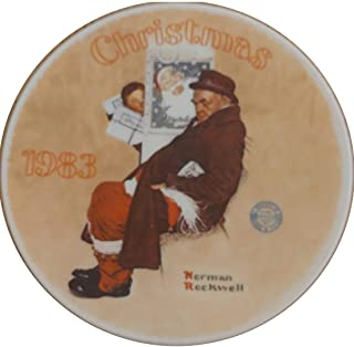 Collectible Plate #13406C Norman Rockwell