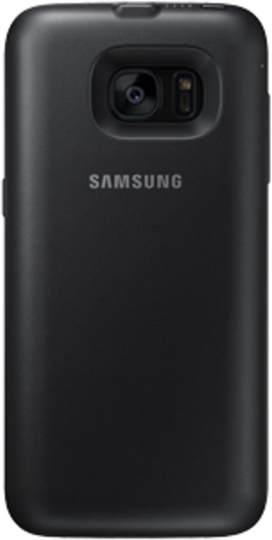 SAMSUNG Back Pack - Carcasa con batería Externa Galaxy S7, Color Negro: Amazon.es: Electrónica