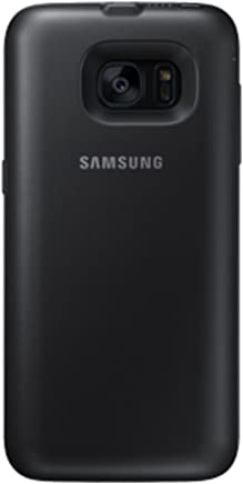 Samsung Galaxy S7 Back Pack Wireless Charging Case - Black