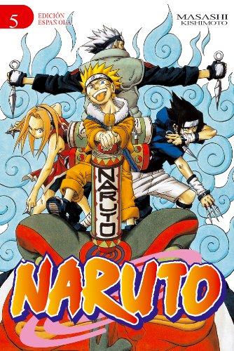 Naruto nº 05/72 (EDT) (Manga No)