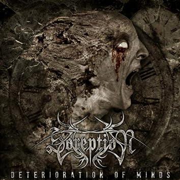 Deterioration of Minds
